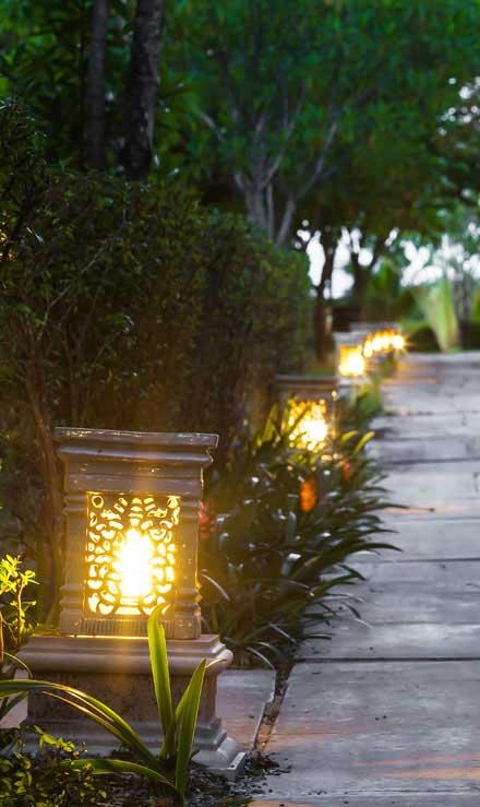 Lone Oak Lawns LLC Residential Landscape Lighting