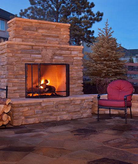 Lone Oak Lawns LLC Outdoor Fire Pits